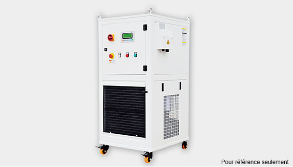 Refroidisseur d'eau de la machine de découpage de laser de fibre