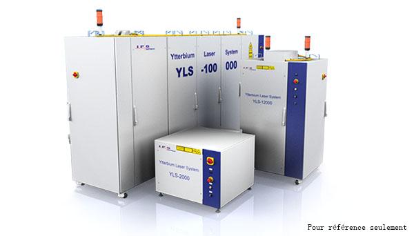 La puissance de chaque laser peut être changée en fonction des exigences spécifiques de coupe. De cette façon, une machine peut répondre à une variété d'exigences de coupe et d'obtenir l'effet de multi