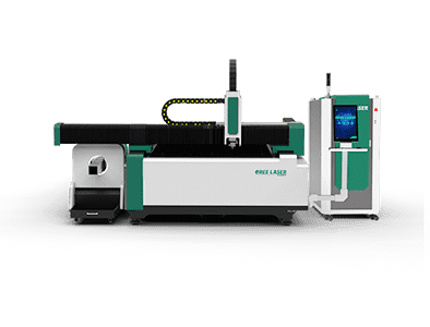 Feuille de table d'échange et machine de découpe laser de fibre de tube OR-EHT