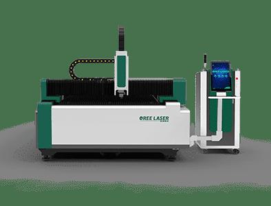 Plate-forme échangeable Machine à laser fabre de découpe OR-E