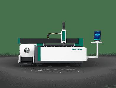 Machine de découpe laser de fibre de feuille et de tube à double usage OR-FT