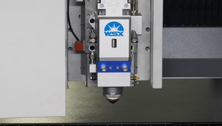 Tête laser autofocus