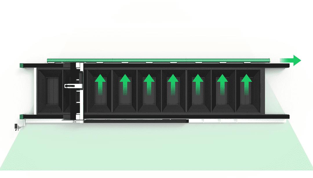 Optimiser le système de dépoussiérage des partitions