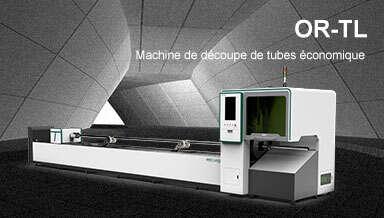Machine de découpe de tubes économique OR-TL