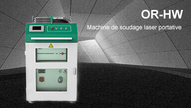 Machine de soudage laser portative OR-HW