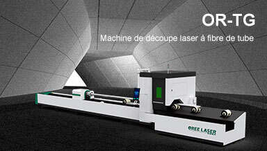 Machine de découpe laser à fibre de tube OR-TG