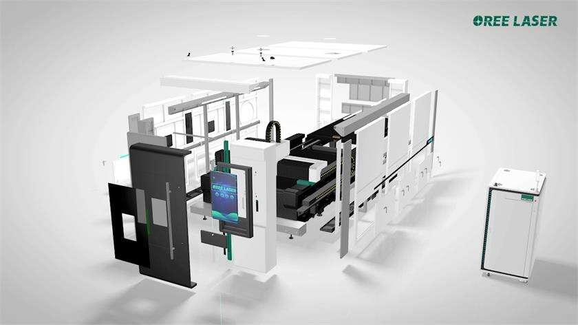 Comment choisir les composants principaux de la machine de découpe laser