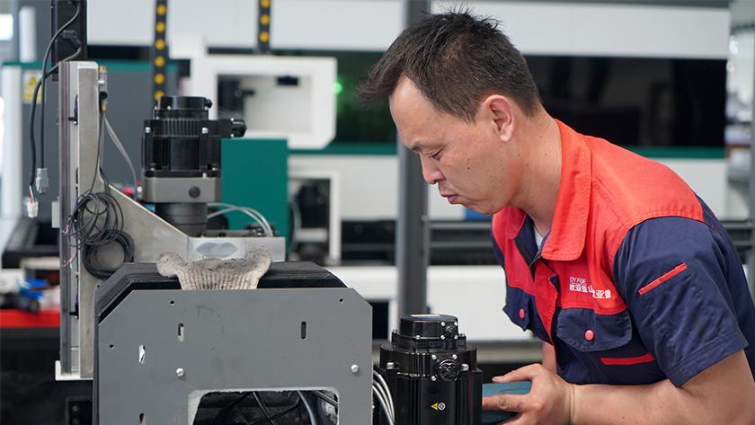 Comment améliorer l'efficacité de découpe de la machine de découpe au laser ?